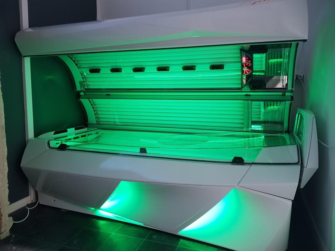 Ergoline Evolution 500 Smart Sunbeds